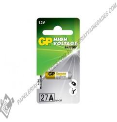 Bateria alcalina GP 27A