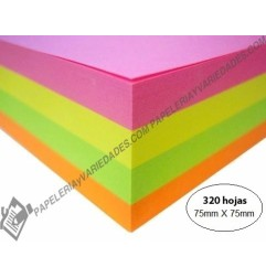 Taco notas adhesivas X 320...