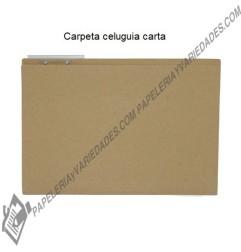 Carpeta celuguia carta