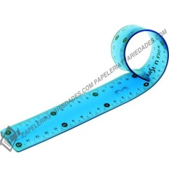Regla flexible 30 cm