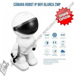 Camara robotica IP wifi