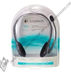 Diadema H110 Logitech