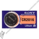 Bateria Sony CR2016
